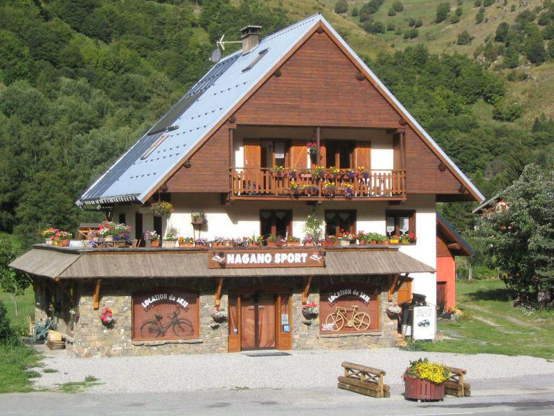 Location au ski Résidence le Barillon - Valloire