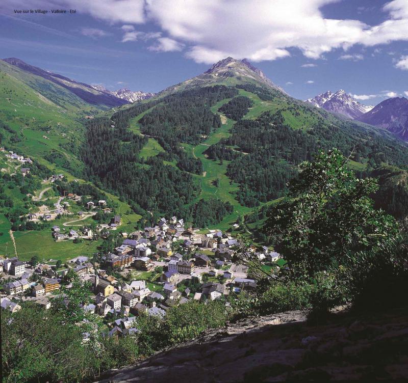 Аренда на лыжном курорте Квартира студия для 2 чел. - Résidence le Caribou - Valloire