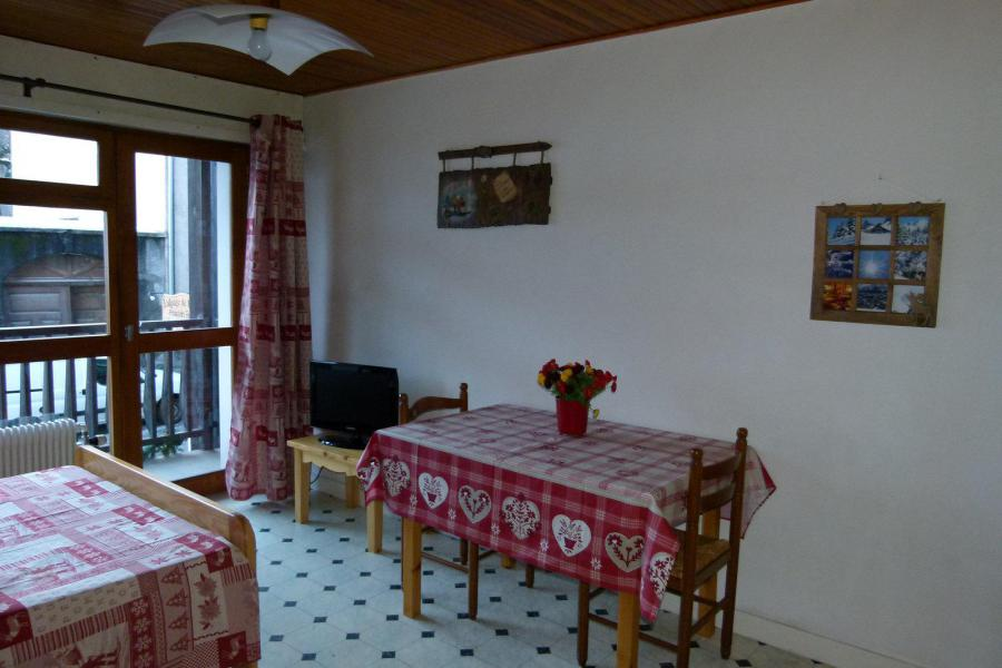 Аренда на лыжном курорте Квартира студия для 2 чел. - Résidence le Caribou - Valloire - апартаменты