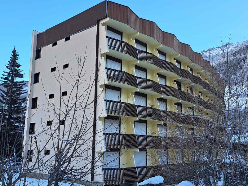Wakacje w górach Résidence le Crey du Quart - Valloire - Zima na zewnątrz