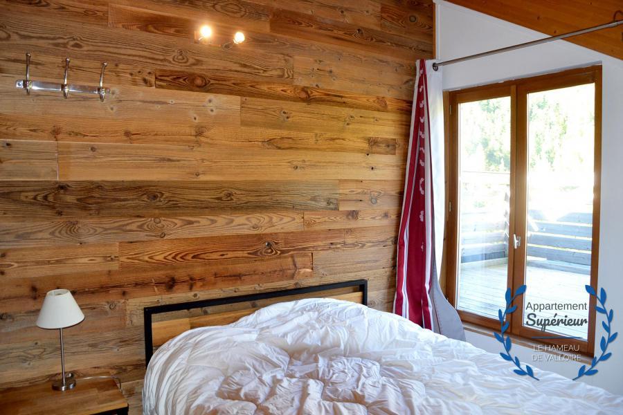 Location au ski Appartement 4 pièces 7 personnes (supérieur) - Résidence le Hameau de Valloire - Valloire - Chambre