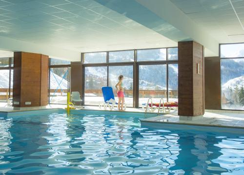 Аренда на лыжном курорте RESIDENCE LE HAMEAU DE VALLOIRE - Valloire