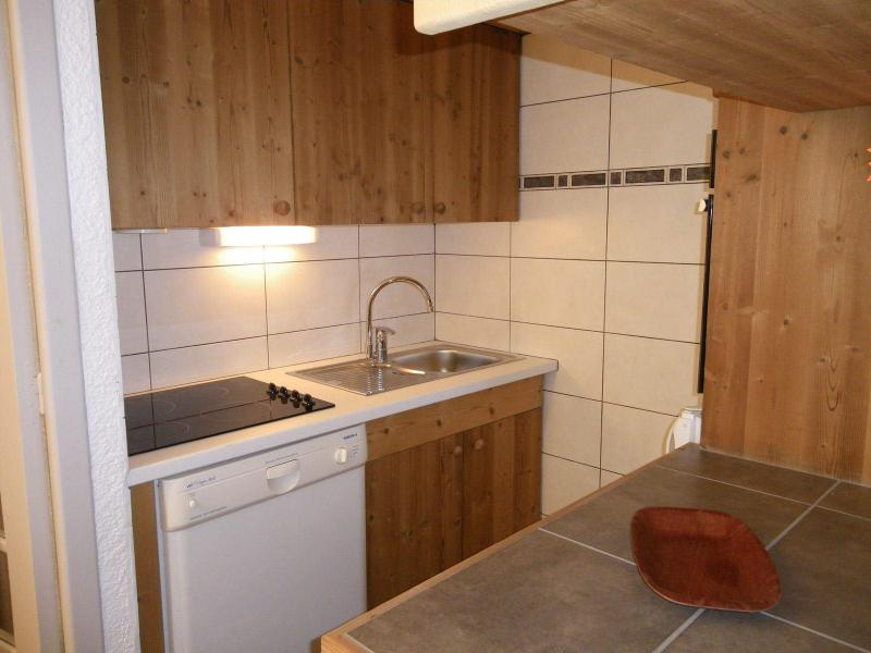 Location au ski Studio cabine 4 personnes (PRAZ14) - Residence Le Praz - Valloire