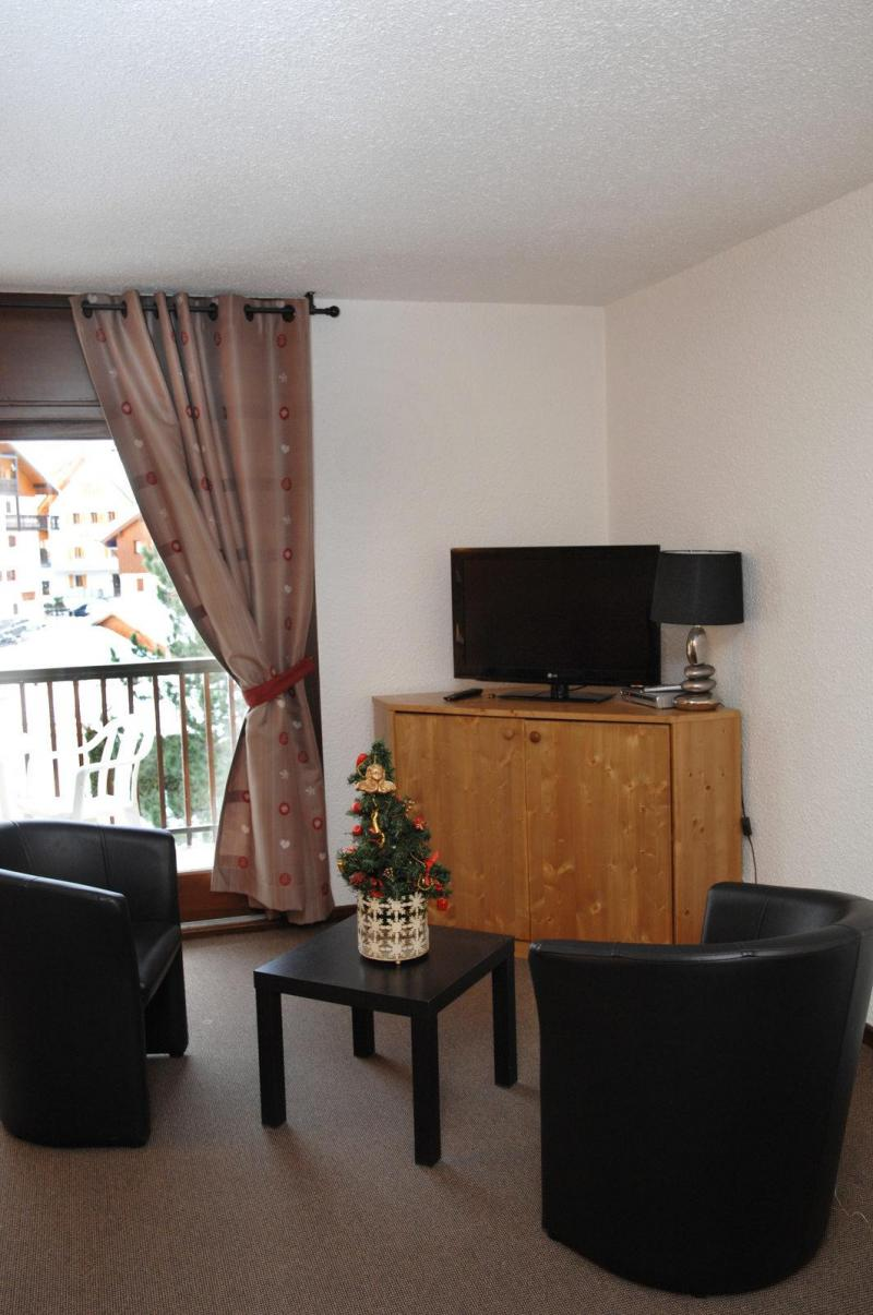 Location au ski Studio cabine 4 personnes (PRAZ20) - Residence Le Praz - Valloire