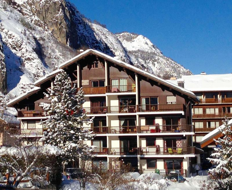 Аренда на лыжном курорте Résidence le Praz - Valloire