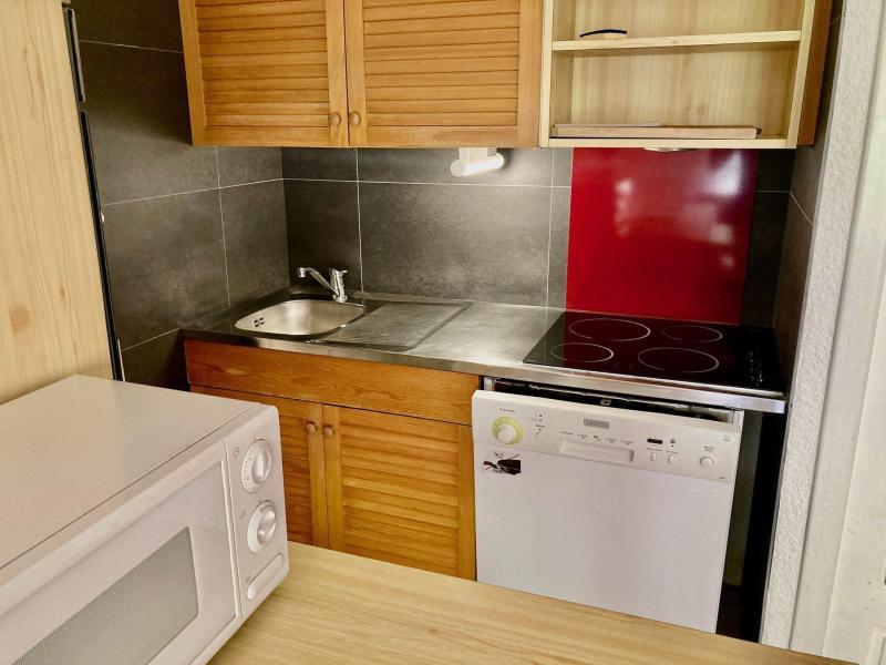 Location au ski Studio cabine 4 personnes (7) - Résidence le Praz - Valloire