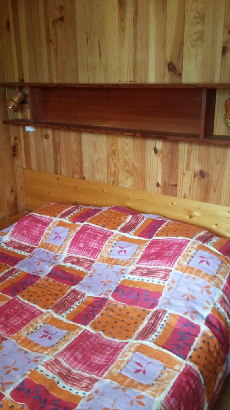 Аренда на лыжном курорте Апартаменты 2 комнат 6 чел. (2K) - Résidence le Rocher Saint Pierre - Valloire - Двухспальная кровать