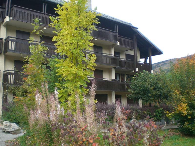 Location au ski Residence Le Rocher Saint Pierre - Valloire
