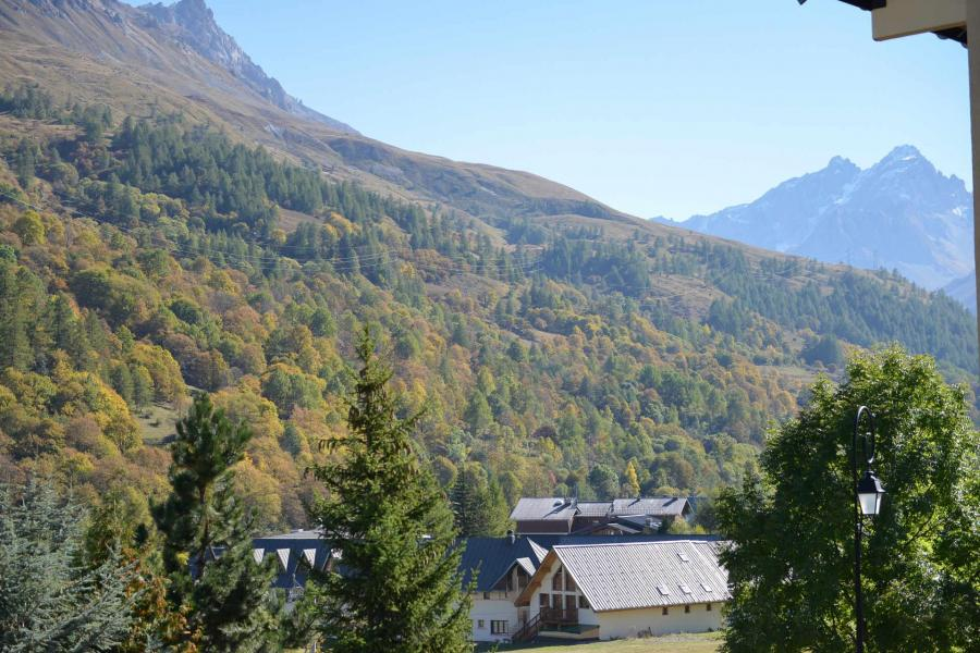 Аренда на лыжном курорте Квартира студия кабина для 4 чел. (17) - Résidence le Thymel - Valloire