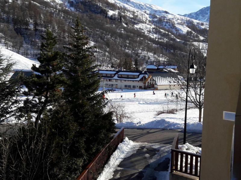Аренда на лыжном курорте Квартира студия кабина для 4 чел. (19) - Résidence le Thymel - Valloire