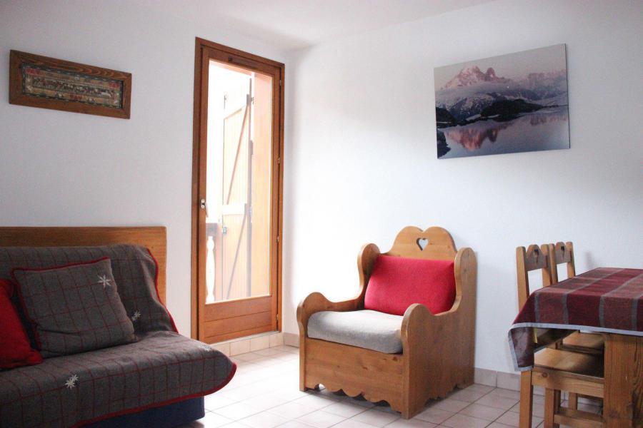 Аренда на лыжном курорте Квартира студия для 2 чел. (19) - Résidence le Z'Esherrion - Valloire