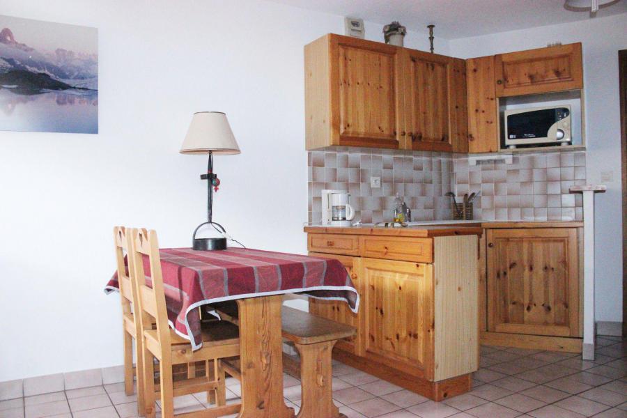 Location au ski Studio 2 personnes (19) - Résidence le Z'Esherrion - Valloire - Appartement