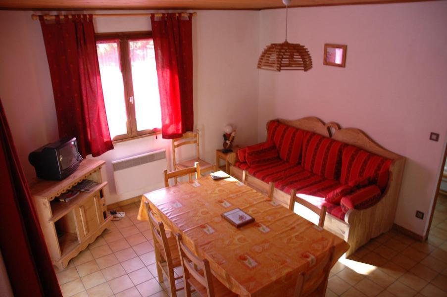 Аренда на лыжном курорте Апартаменты 3 комнат 6 чел. (4) - Résidence les Alpages - Valloire