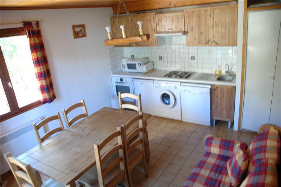 Аренда на лыжном курорте Апартаменты 3 комнат 6 чел. (3) - Résidence les Alpages - Valloire