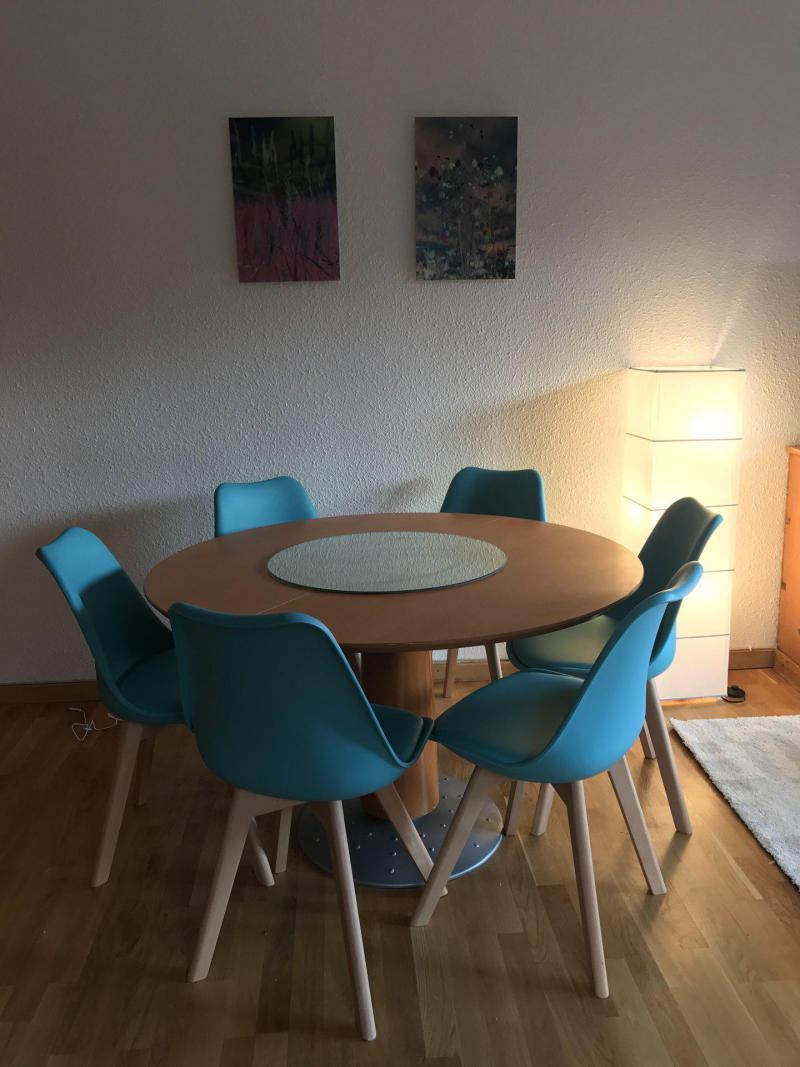 Аренда на лыжном курорте Апартаменты 2 комнат 6 чел. (83) - Résidence les Arolles - Valloire