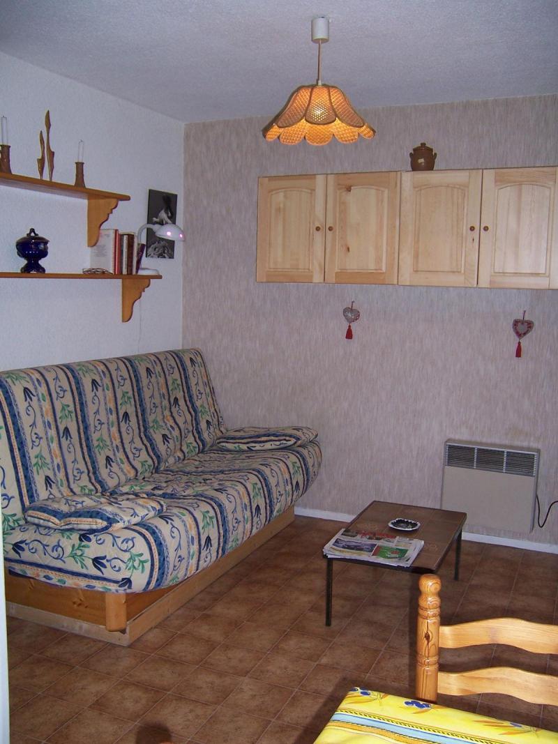 Аренда на лыжном курорте Квартира студия со спальней для 3 чел. (65) - Résidence les Bergers - Valloire