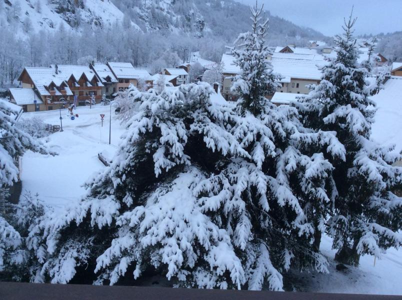 Аренда на лыжном курорте Résidence les Caquelons - Valloire