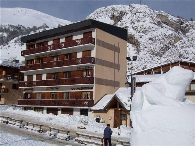 Аренда на лыжном курорте Résidence les Cassettes - Valloire