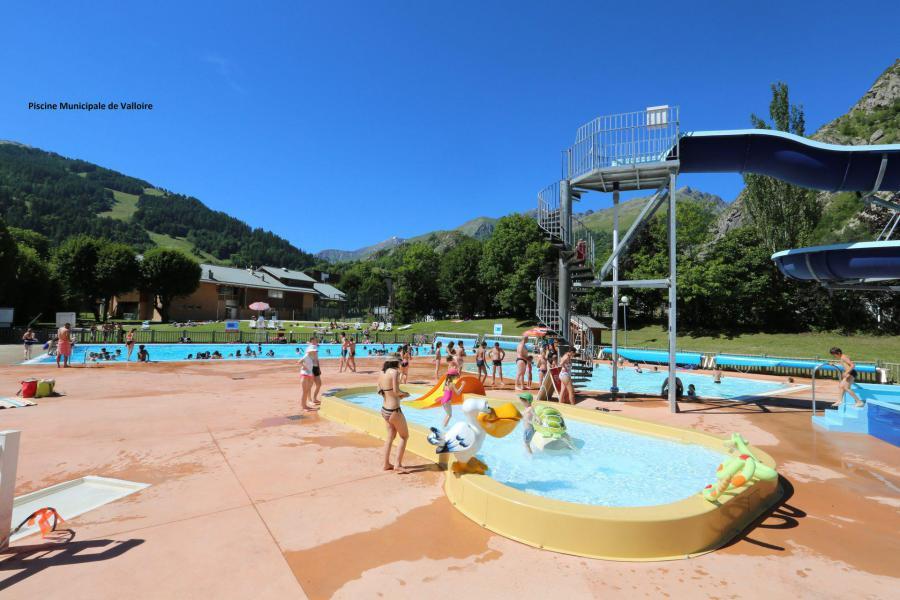 Аренда на лыжном курорте Résidence les Chardonnets - Valloire
