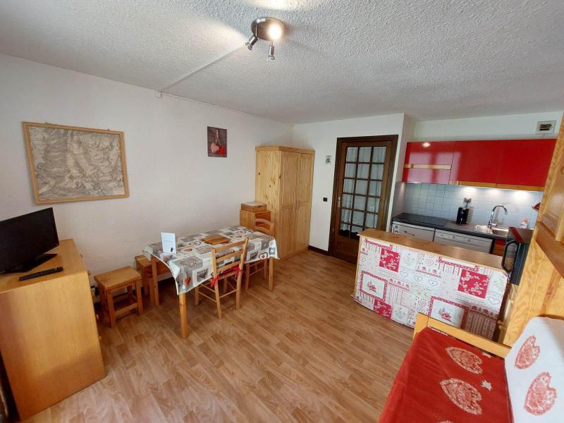 Location au ski Studio cabine 4 personnes (110) - Résidence les Crêtes - Valloire
