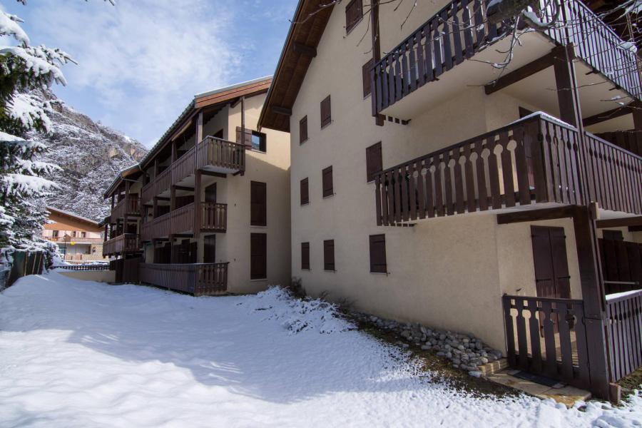 Location au ski Studio coin montagne 4 personnes (120) - Résidence les Crêtes - Valloire