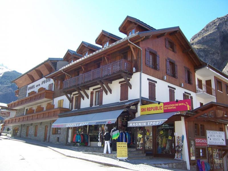 Location au ski Residence Magnin Sports - Valloire