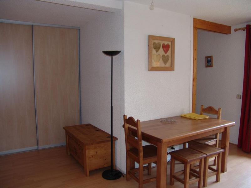 Аренда на лыжном курорте Апартаменты 2 комнат 4 чел. (C22) - Résidence Plan Soleil - Valloire - Салон