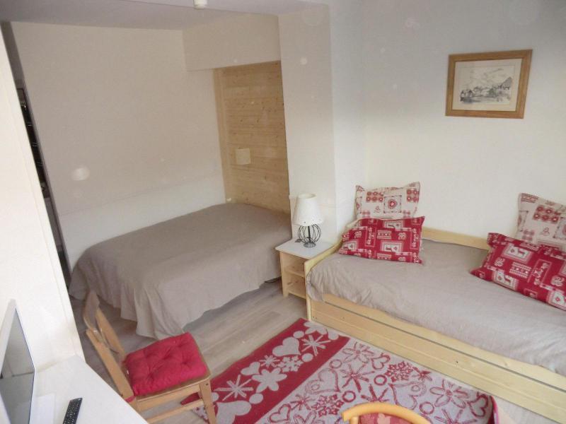 Аренда на лыжном курорте Апартаменты 3 комнат 8 чел. (34) - Résidence Rapin - Valloire