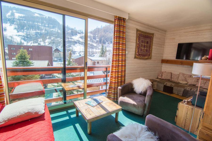 Аренда на лыжном курорте Апартаменты 2 комнат 5 чел. (32) - Résidence Rapin - Valloire