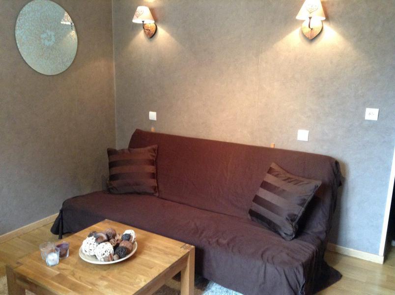 Аренда на лыжном курорте Апартаменты 2 комнат 5 чел. (28) - Résidence Rapin - Valloire