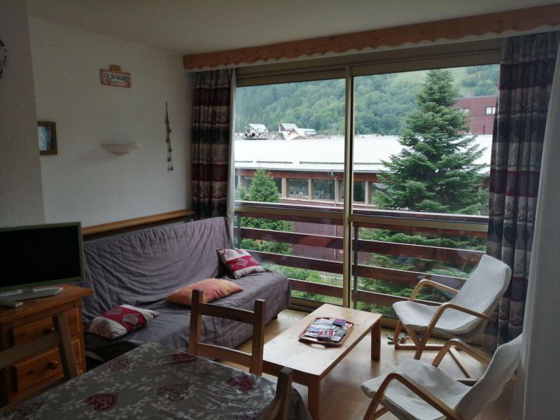 Аренда на лыжном курорте Апартаменты 4 комнат 8 чел. (1112) - Résidence Rapin - Valloire