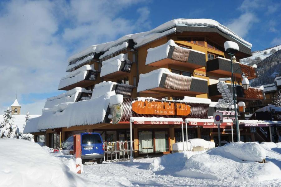 Location au ski Residence Rochevert - Valloire - Extérieur hiver