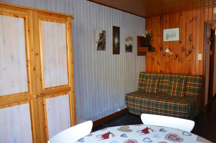 Аренда на лыжном курорте Квартира студия для 4 чел. (17) - Résidence Royal Neige - Valloire