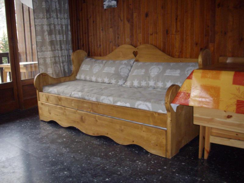 Аренда на лыжном курорте Квартира студия для 4 чел. (14) - Résidence Royal Neige - Valloire
