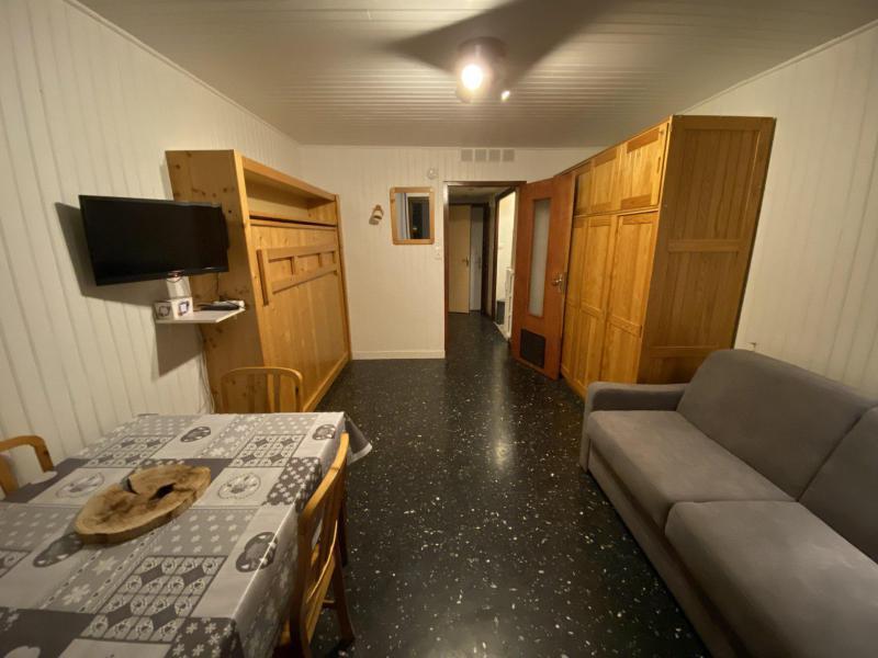 Аренда на лыжном курорте Квартира студия для 3 чел. (10) - Résidence Royal Neige - Valloire