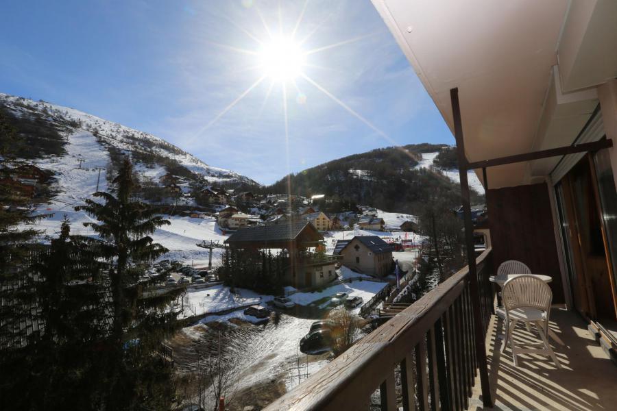 Аренда на лыжном курорте Апартаменты 3 комнат 6 чел. (19) - Résidence Royal Neige - Valloire