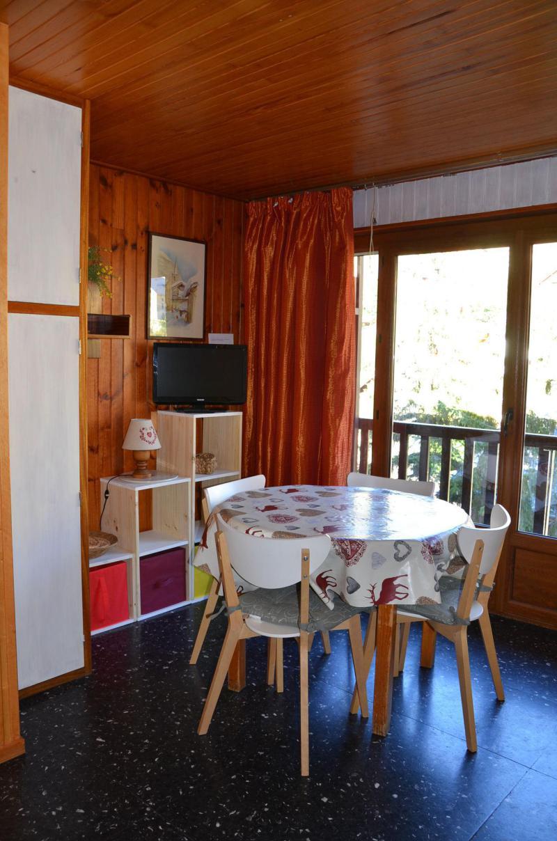 Аренда на лыжном курорте Квартира студия для 4 чел. (17) - Résidence Royal Neige - Valloire - Стол