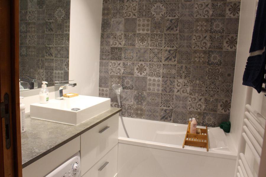 Аренда на лыжном курорте Апартаменты 2 комнат 4 чел. (24) - Résidence Tigny - Valloire - Ванна