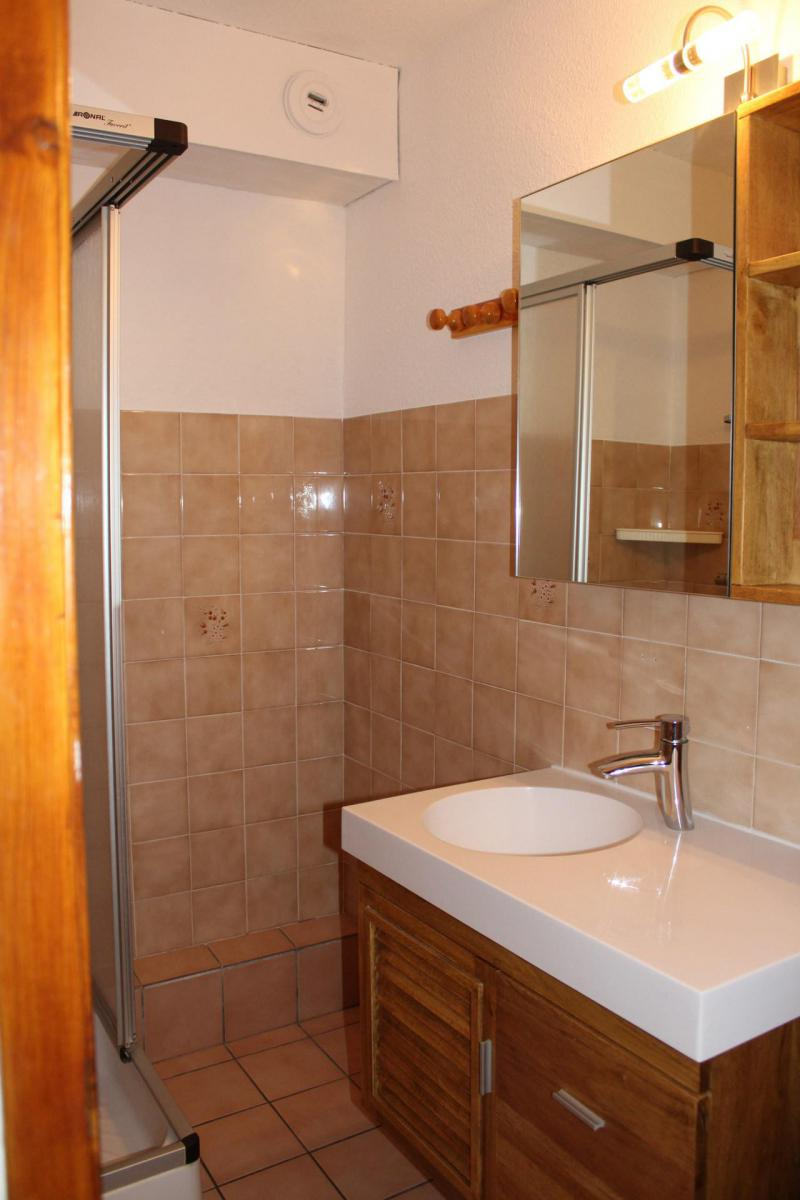 Аренда на лыжном курорте Апартаменты 2 комнат кабин 4 чел. (26) - Résidence Tigny - Valloire - Душевая