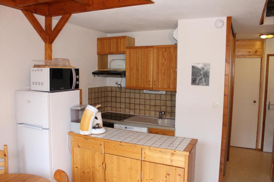 Аренда на лыжном курорте Апартаменты 4 комнат 6 чел. (30) - Résidence Tigny - Valloire - Небольш&