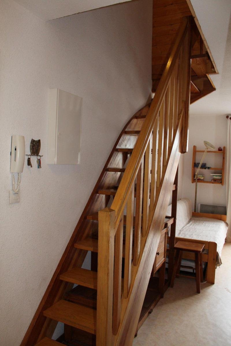Аренда на лыжном курорте Апартаменты 4 комнат 6 чел. (30) - Résidence Tigny - Valloire - Лестница