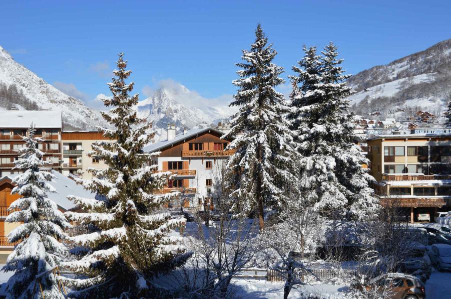 Wakacje w górach Apartament 4 pokojowy 6 osób (30) - Résidence Tigny - Valloire - Zima na zewnątrz