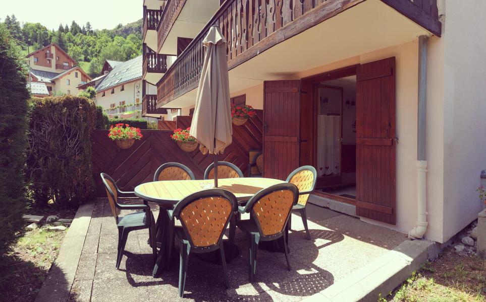 Аренда на лыжном курорте Апартаменты 3 комнат кабин 6 чел. (9) - Résidence Tigny - Valloire