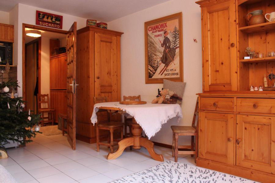 Location au ski Appartement 2 pièces 4 personnes (24) - Résidence Tigny - Valloire - Séjour