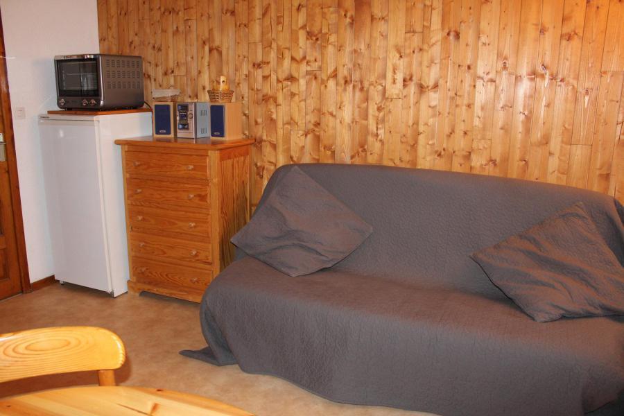 Location au ski Appartement 2 pièces cabine 4 personnes (26) - Résidence Tigny - Valloire - Canapé