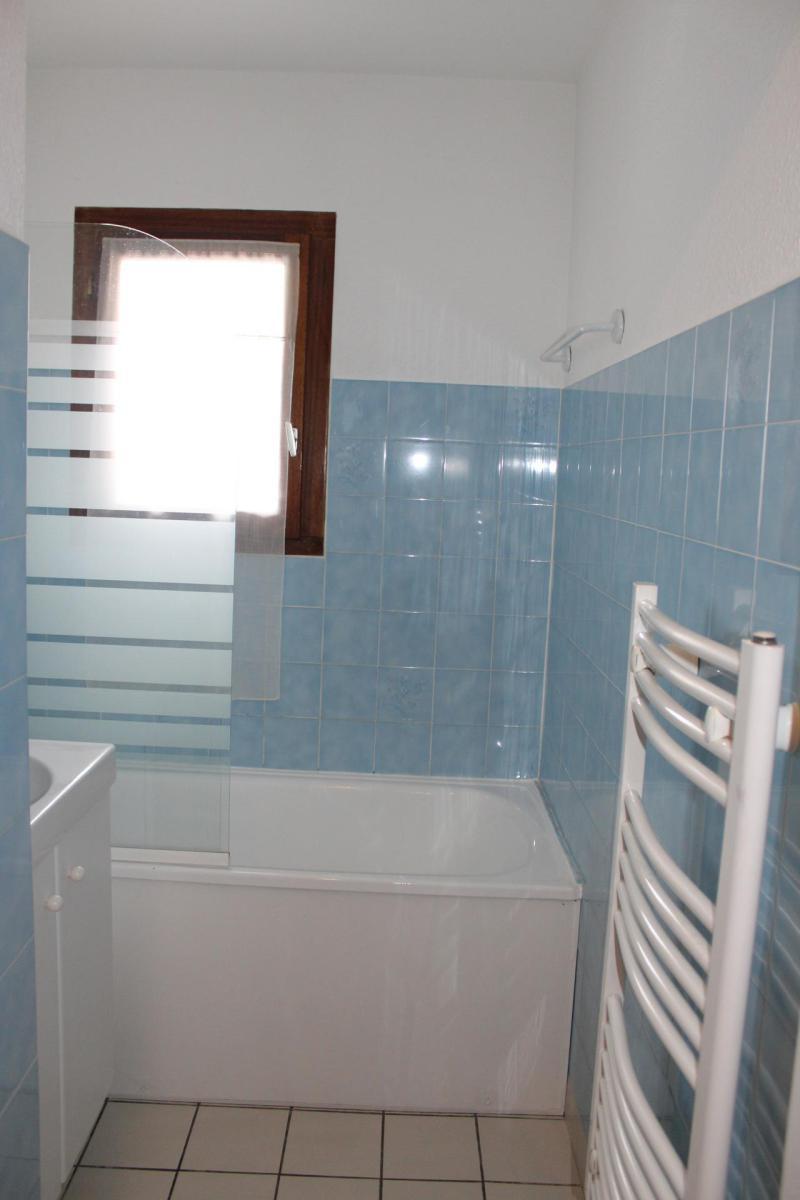 Location au ski Appartement 4 pièces 6 personnes (30) - Résidence Tigny - Valloire - Baignoire