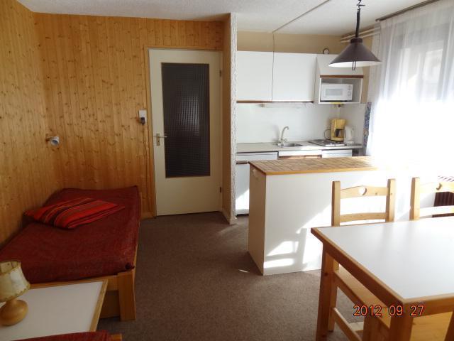 Location au ski Studio coin montagne 4 personnes (1) - Résidence Val d'Auréa - Valloire - Appartement
