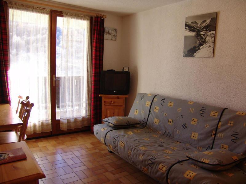 Аренда на лыжном курорте Квартира студия кабина для 4 чел. (EY2) - Résidence Verneys Galibiers - Valloire