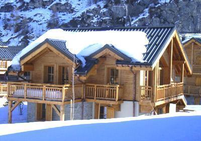 Location au ski Chalet Alpen Roc - Valloire