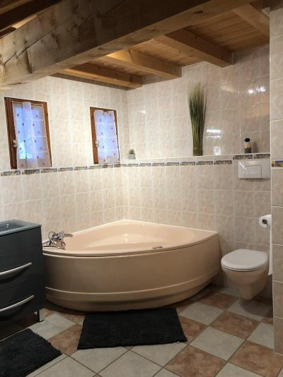 Аренда на лыжном курорте Шале дуплекс 5 комнат 10 чел. - Chalet Colenfrey - Valloire - Ванна